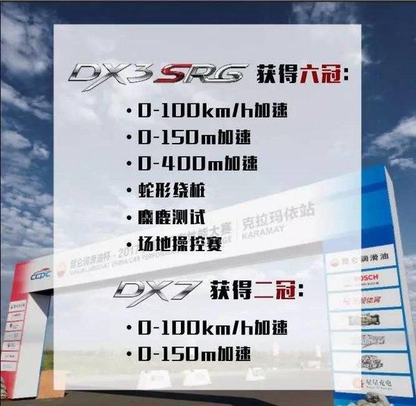 魔鬼赛场东南DX7、DX3双车涅槃夺八冠-图1