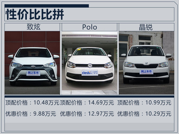 专治买车纠结症 致炫对比Polo/晶锐-图12