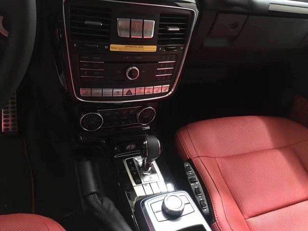2017款奔驰G500/奔驰G550 优惠消息解密-图6