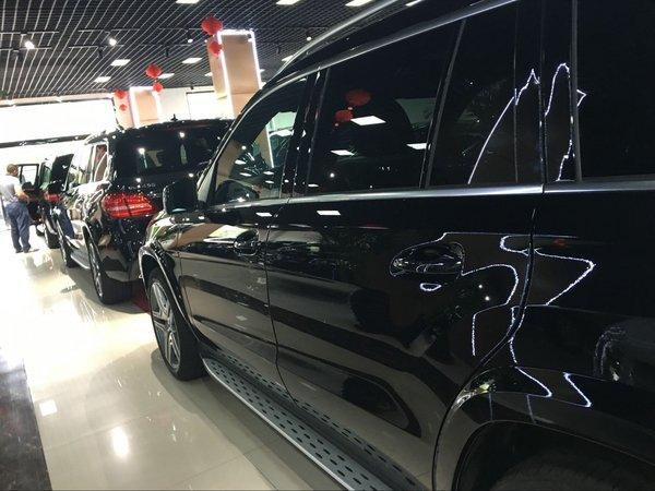 2017款奔驰GLS450现车 天津专卖特降热惠-图3
