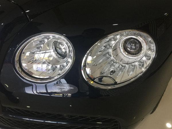宾利飞驰V8降价过万 10%消费税即征收-图4