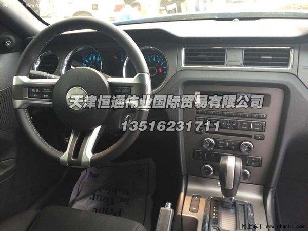 新款福特野马现车 天津惊喜特价仅55万高清图片