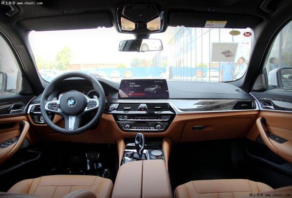 王者的对决 全新BMW 5系Li强势来袭-图2
