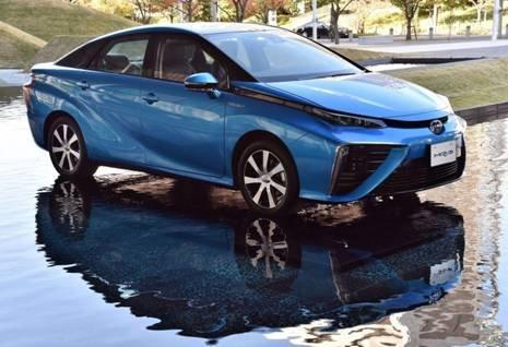 丰田的眼里不仅仅是FCEV,还有氢能源-图1