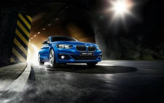 全新BMW 1系运动轿车为年轻人而来-图11