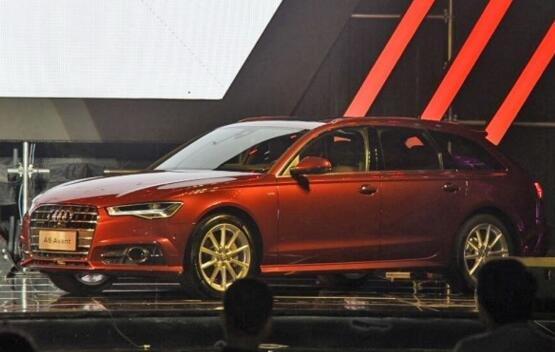 奥迪A6 Avant上市 售价45.98-49.98万元-图3