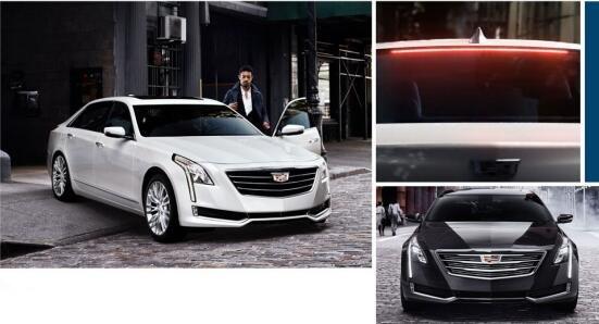 凯迪拉克CT6最高优惠8万 大量现车销售-图3