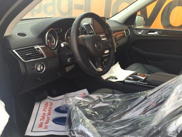 2017款奔驰GLS450 原装七座SUV闪闪夺目-图5
