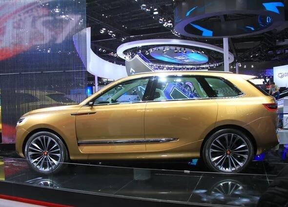 红旗将推首款中型SUV 红旗HS5预明年发布-图5