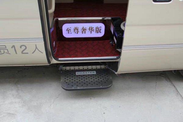 丰田柯斯达12座-23座改装年底优惠15万-图11