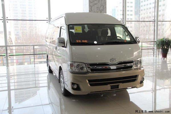16款进口丰田海狮 VIP版商务专用接待车-图1