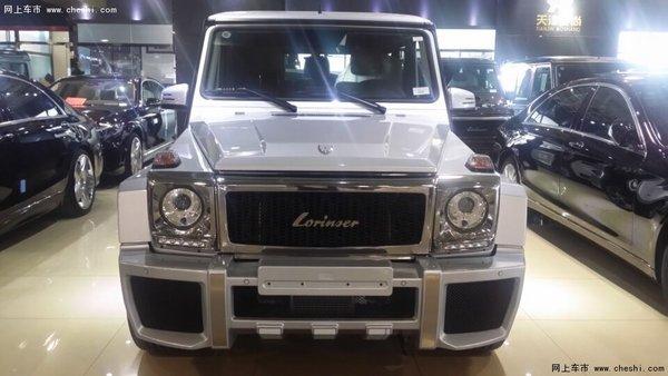 奔驰劳伦士系列 劳伦士ML45 G60L升级版