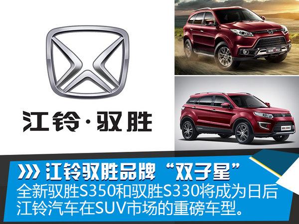 江铃将发力乘用车 推多款自主/合资SUV-图1