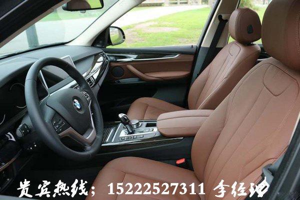 2017款宝马X5墨版现车 72.5万底价新享受-图6