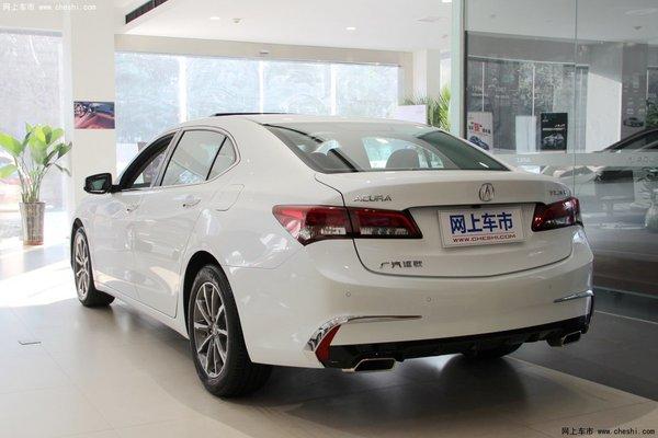 广汽Acura首款轿车 石家庄实拍讴歌TLX-L-图8
