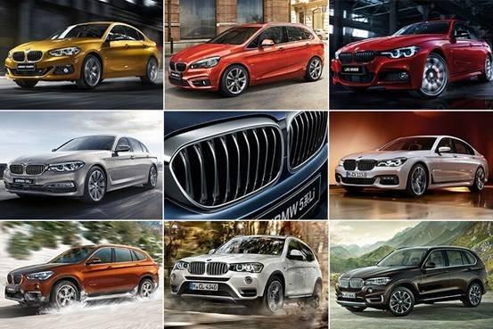 BMW年终钜惠 运通兴宝双12抢先行-图1