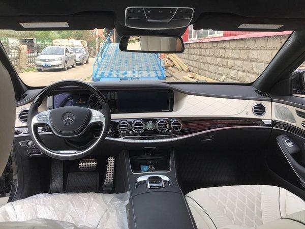 2017款奔驰S400报价 四驱加版功能全解析-图5