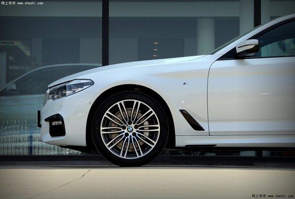王者的对决 全新BMW 5系强势来袭-图5