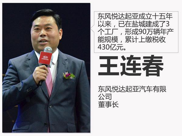 王连春谈 东风悦达起亚15年都做了什么-图1