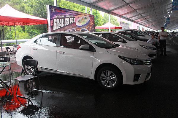 南京首届家车超市参展新车一览之一-图13
