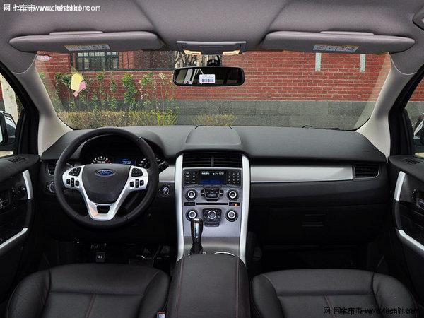 14款福特锐界卓越性能 现车更具豪华气息