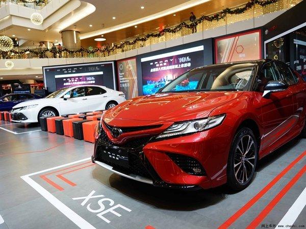 全新第八代凯美瑞深圳上市 全国订单3万-图6
