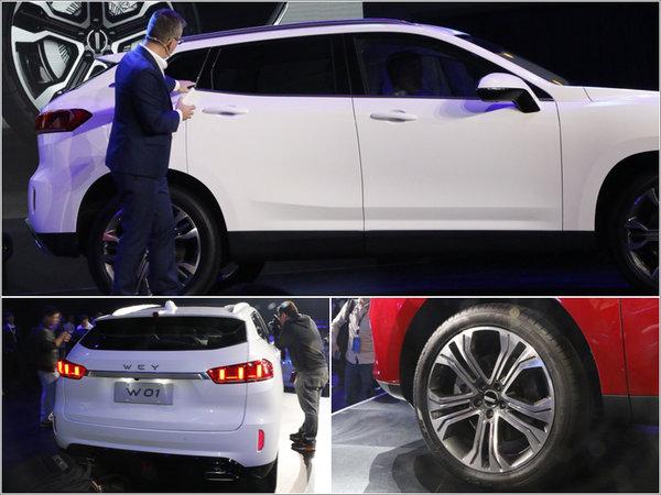 设计师告诉你轻奢豪华SUV是怎样炼成的-图5