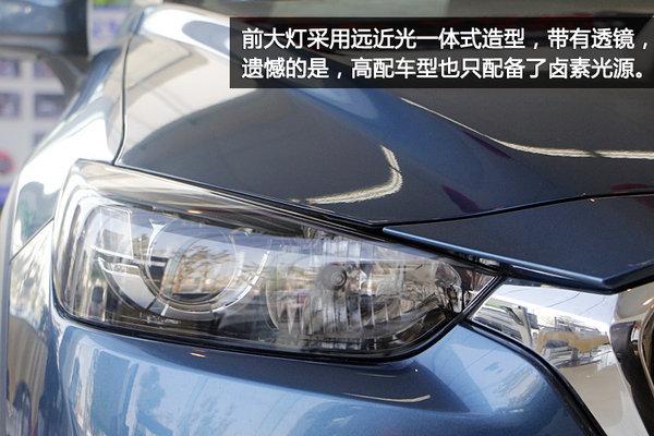 魂动系进口小型SUV 实拍马自达CX-3-图3