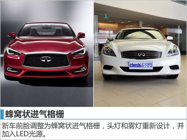 东风英菲尼迪推全新轿跑车 Q60国内首发-图5