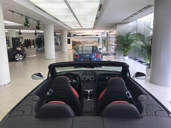 宾利欧陆GTC敞篷版 超耀眼豪车外形时尚-图6