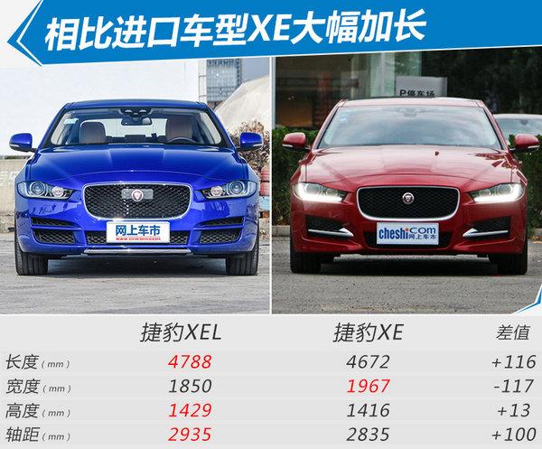 捷豹XEL正式上市 售万元-图9