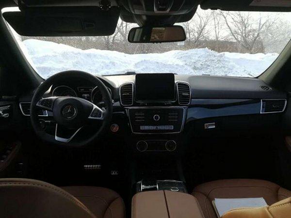 详解18款奔驰GLE43现车 新年钜惠84万起-图5