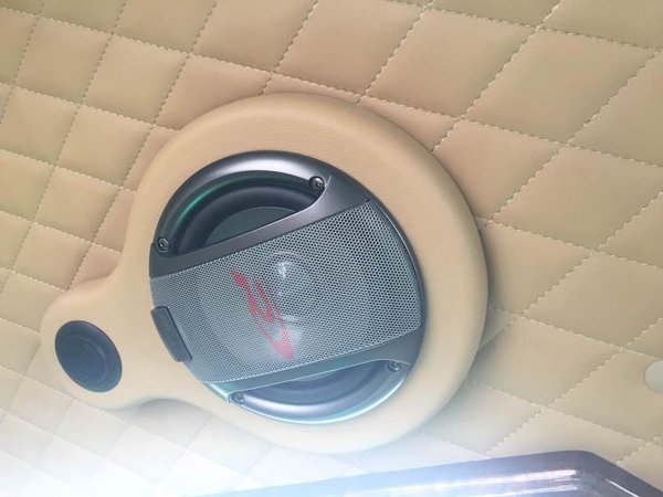 2017款丰田考斯特 豪华商务车改装更实惠-图9