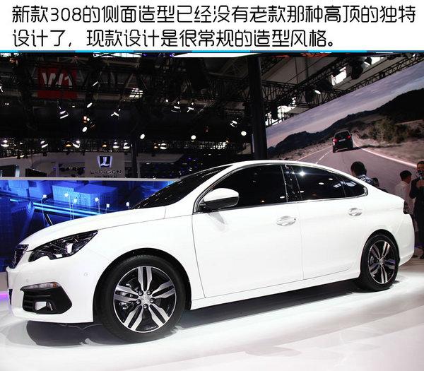 2016年北京国际车展 东风标致新308实拍-图7