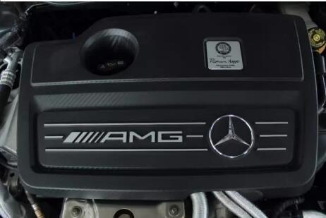 新生,可畏  梅赛德斯-AMG A45 4MATIC-图2