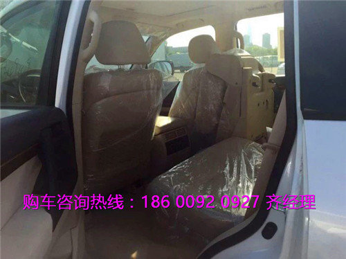 丰田兰德酷路泽4000中东版 4.0陆巡价格-图5