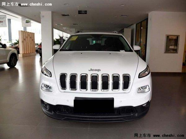 进口jeep最新报价吉普指南者降价促销-图1