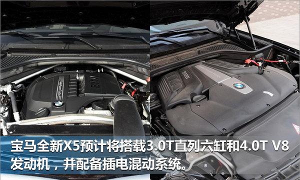 宝马X5取消中期改款 换代车明年上市-谍照-图5