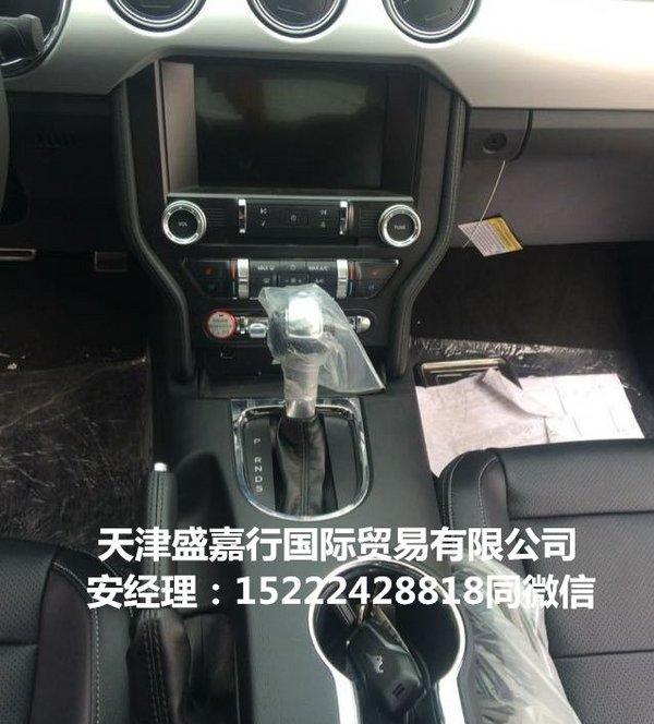 2016款福特野马2.3T现车 配置齐全0首付高清图片