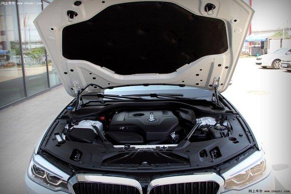 王者的对决 全新BMW 5系强势来袭-图19