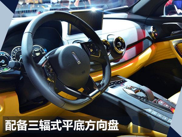 长城WEY推全新跨界SUV 搭2.0T/酷似宝马X6-图5