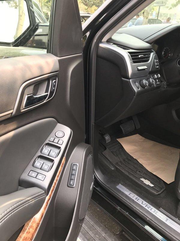 16款加版萨博班5.3L 四驱LTZ版136万现车-图5
