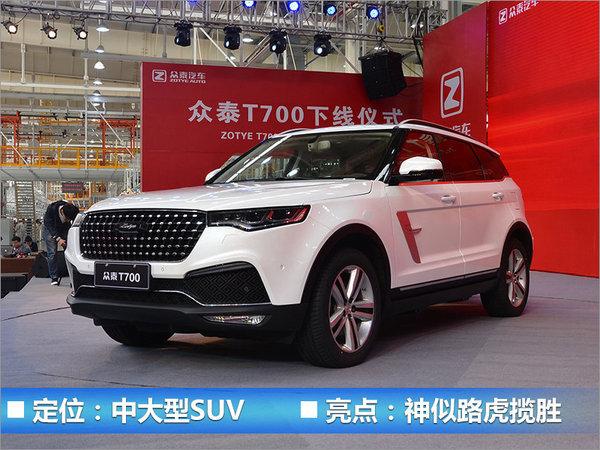 提振销量的催化剂 车展八大中国品牌新SUV-图8