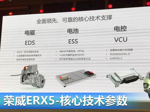 上汽荣威ERX5正式上市 售19.88-22.38万元-图3