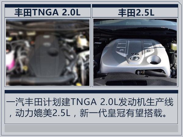 丰田新一代皇冠将推2.0L入门版 售价大幅下降-图2