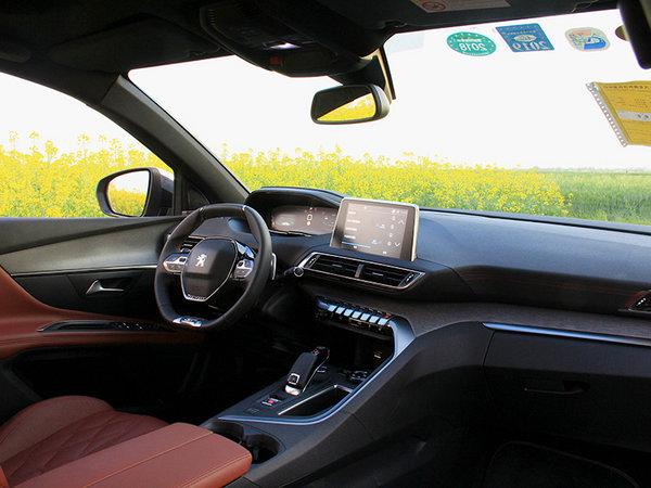 试驾东风标致4008:来自法兰西SUV的浪漫-图1