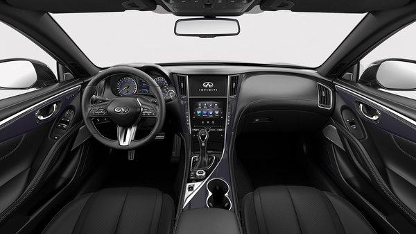 豪华运动双门轿跑全新英菲尼迪Q60-图8