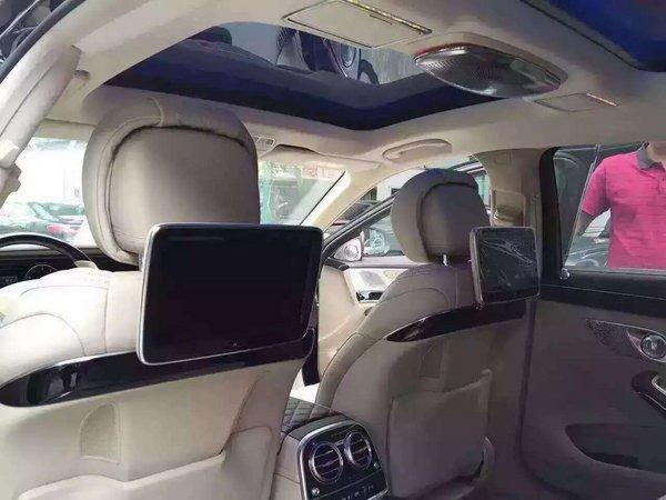 奔驰迈巴赫S600L加长版价格 迈巴赫轿车