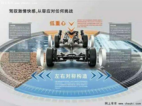 16款XV将于第二十七届五一国际车展上市-图6