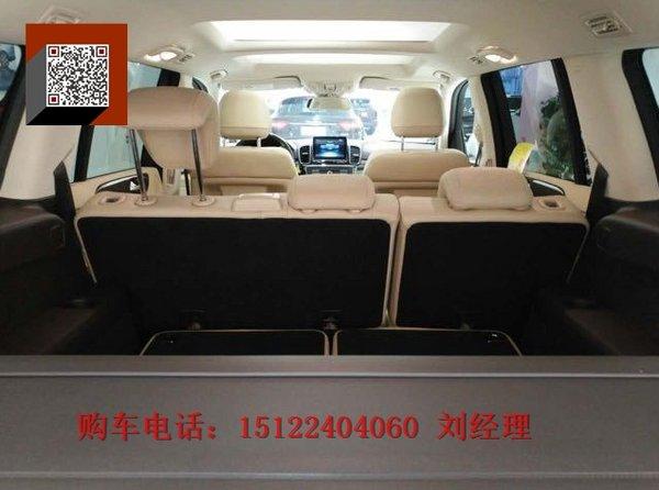 2017款奔驰GLS450 底价再现津门惠战到底-图12